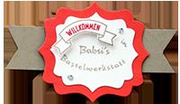 Babsi´s Bastelwerkstatt Logo